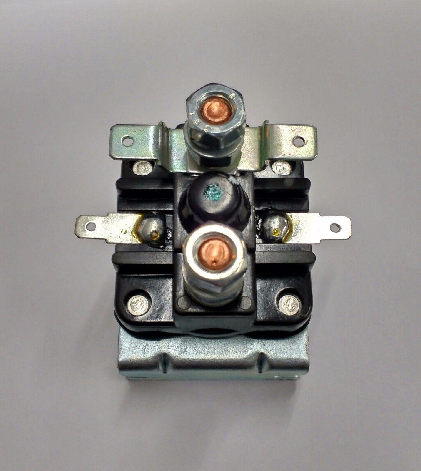 Starter Motor Universal Solenoid 24v Lucas Srb321 Bulk