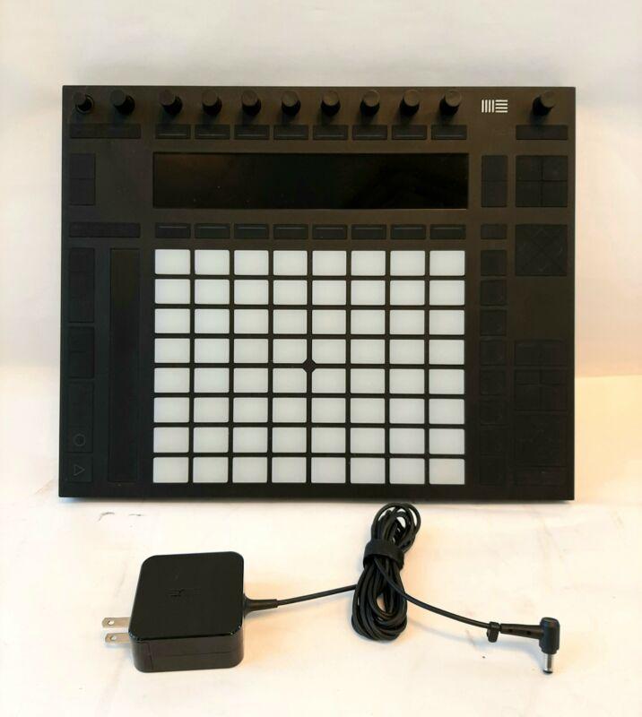 Ableton Push 2 Grid Instrument Controller Model HWPU02