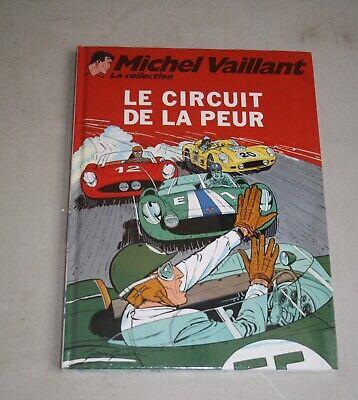 BD : Michel vaillant : Le circuit de la peur . Jean Graton . Neuf