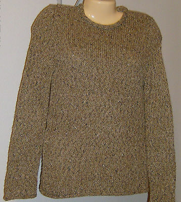 Charter Club Sweater Womens Size Small With Tags Neutral Fafa Ii Saturday