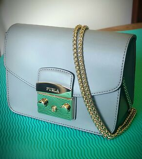 BRAND new FURLA Metropolis bag (friend's gift,but not my style :(