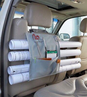 Adir Corp. Car Plan Holder, Blueprint, Drawings Seco 8046-10-Grey 642