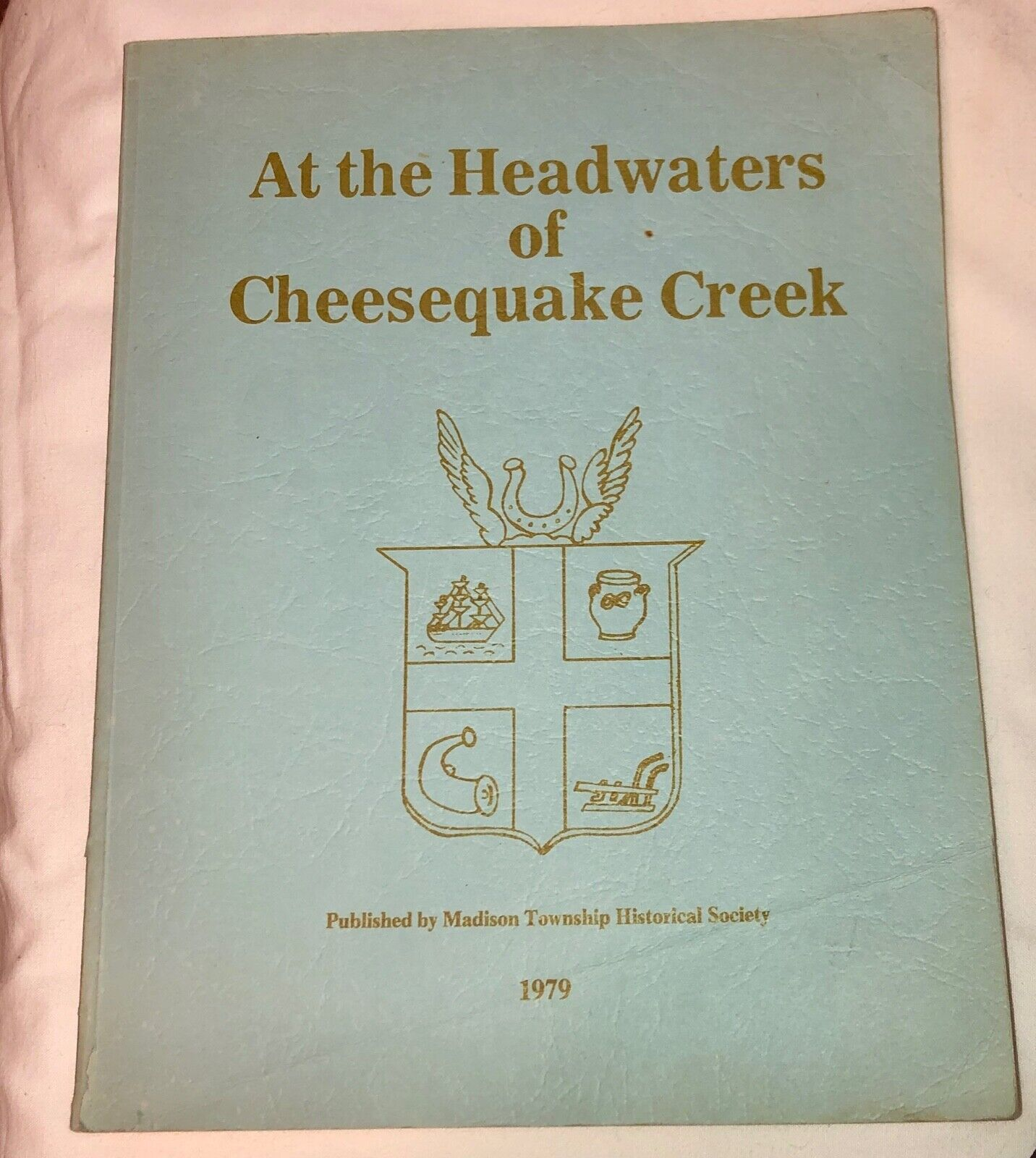 1979 At The Headwaters Of Cheesequake Creek Book - $0.99