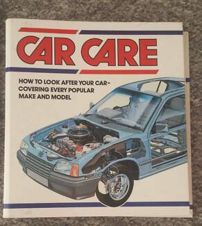 Car Maintenance Manuals - Large collection