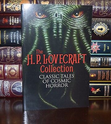 H.P. Lovecraft Collection Horror Tales Dunwich Cthulhu New Paperback Gift