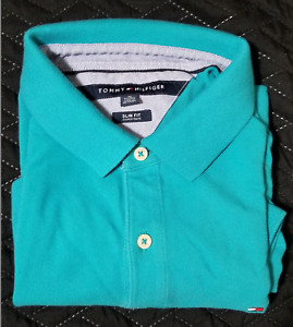 Assorted Tommy Hilfiger Polo Shirts [XL / Slim Fit]