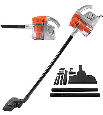 2 in 1 Lightweight Upright & Handheld Bagless Vacuum Cleaner Hoover Brush Tools
