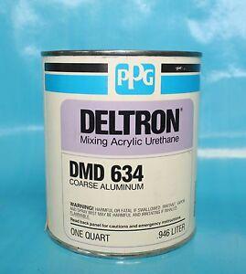 Ppg Deltron Paint For Sale