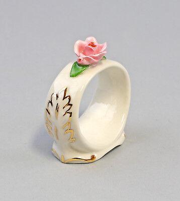 9959384 Porzellan 1 Serviettenring rosa Rose gold Ens/ErnstBohne 6x2,5x6cm