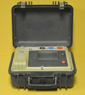 Megger S1-552 5kv Current Insulation Resistance Tester Megohmmeter