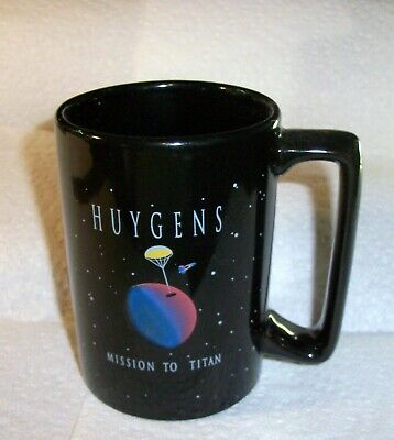 NASA Cassini Air Force Titan launch team official Mug Stein Cup 1997 was there!