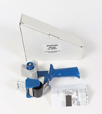 Shurtape Sd 932 Standard 2 Width Max Pistol Grip Handheld Tape Dispenser