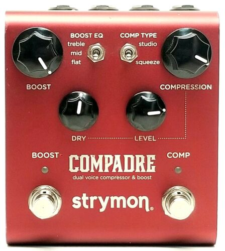 used Strymon Compadre, Very Good Condition