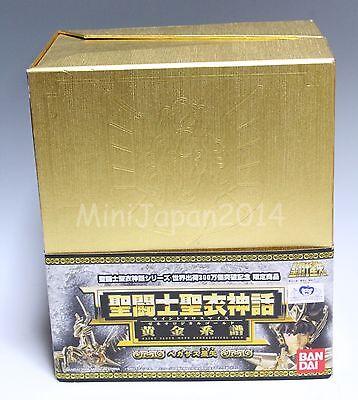 Saint Seiya Myth Cloth 24K Genealogical GOLD Pegasus Seiya Original Japan ver