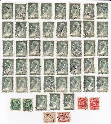 Stamps, CURACAO, 1936 Queen Wilhelmina