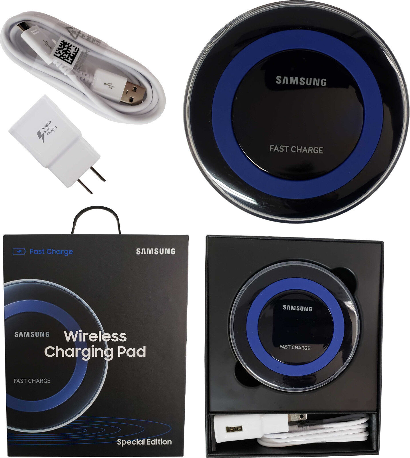 Samsung EP-PN920 Qi Wireless Fast Charger Pad Special Editio