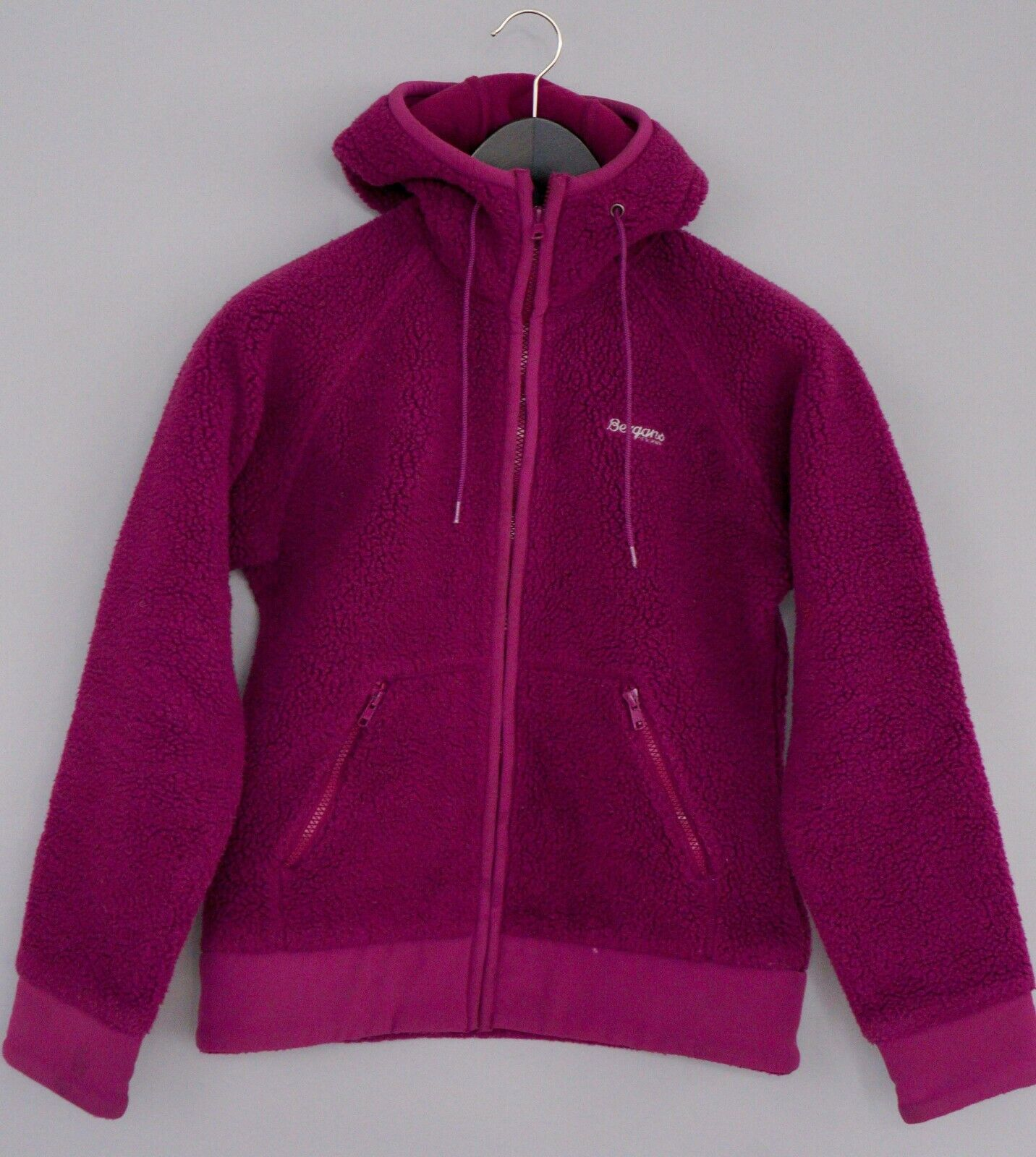 Details about Women Bergans Of Norway Fleece Jacket 5403 Hitra Lady Hiking S UK10 XMO456