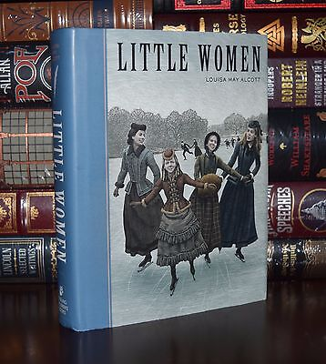 Little Women by Louisa May Alcott Unabridged Illustrated Brand New Hardcover