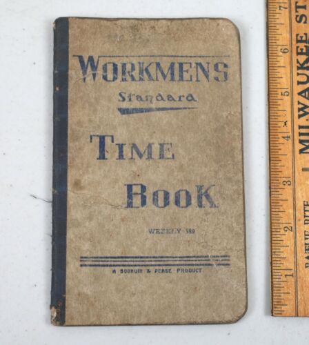 Vintage 1942 Workmen