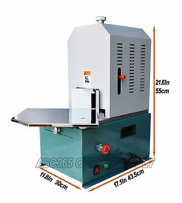 Heavy Electrical Round Cornering Paper Corner Rounder Machine Paper Cutter 110v