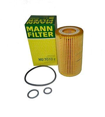 Original MANN Ölfilter HU7010z & Dichtungen für Mercedes Benz, Dodge, Jeep.
