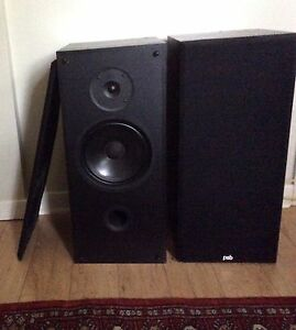 Pair of psb 500 speakers