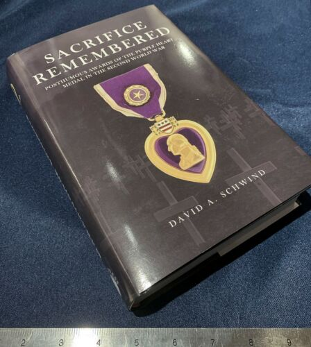 WW2 KIA Posthumous Purple Heart Medal Reference Book NEW RELEASE! Photos!