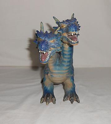 "2010 Toy Major Trading Company Toys R Us 17 ½"" Vinyl Hydra Two-Headed Dragon (Hydra Dragon)"