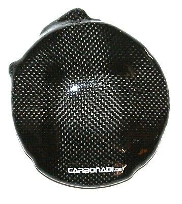 HONDA CBR600 PC25 PC31 91-98 3x CARBON KUPPLUNGSDECKEL LIMADECKEL CARBONE COVER