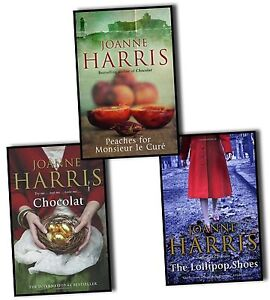 Joanne-Harris-Chocolat-3-Books-Collection-Pack-Set-The-Lollipop-Shoes-New