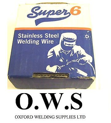308 LSI Stainless Steel Mig Welding Wire - 0.8mm x 0.7kg MIG S/S