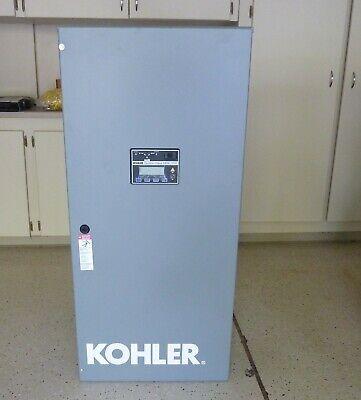 Kohler 400 Amp 120208 3 Phase Automatic Transfer Switch - New