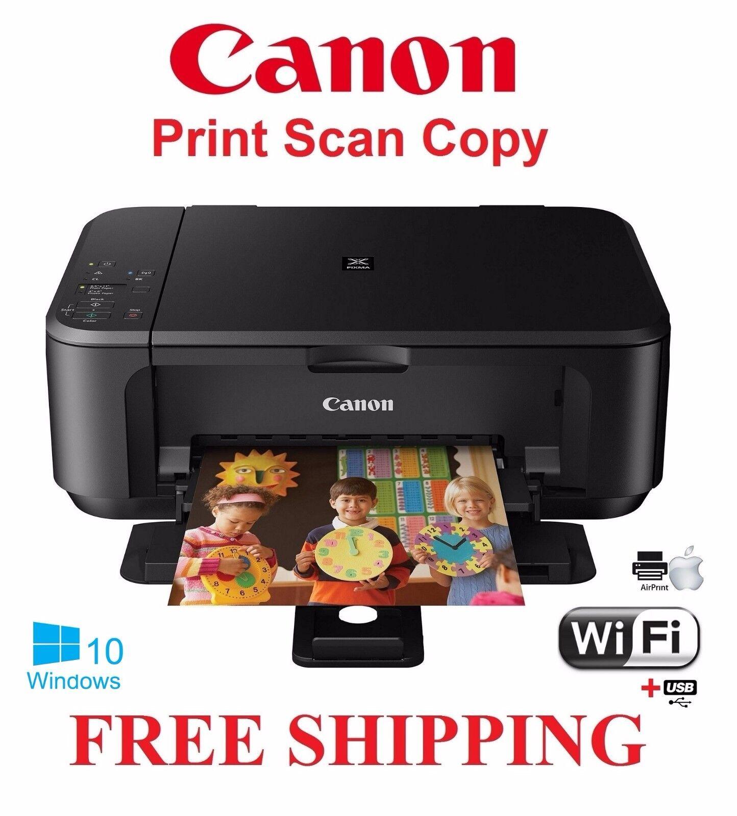 Canon pixma mg8150 all-in-one wifi colour photo printer
