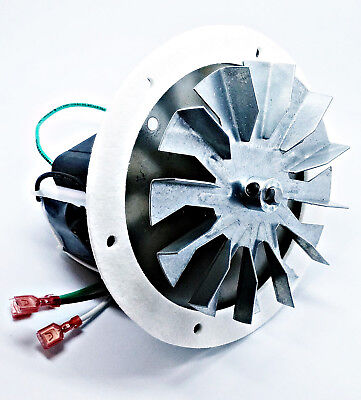 Magnum Countryside Combustion Exhaust Motor Fan Kit + 5