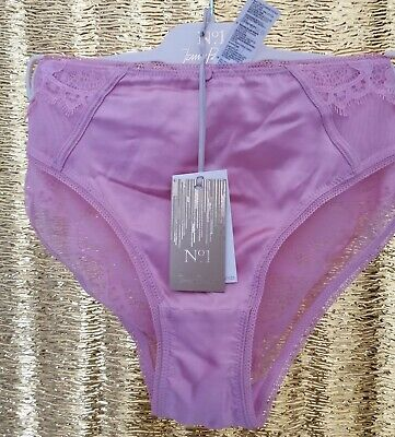JENNY PACKHAM   JP with Silk hipster Pale pink Size 16 briefs