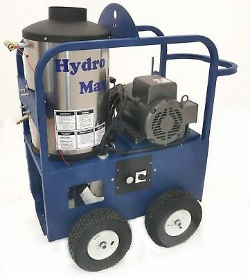 Hotcold Water Pressure Washer 4gpm3500psi-new