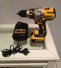 Dewalt 14.4 Brushless hammer drill and 5 ah battery charger Endeavour Hills Casey Area Preview