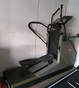 Life fitness commercial cross trainer Kuraby Brisbane South West Preview