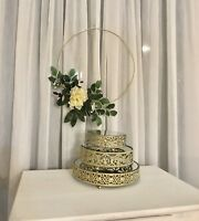 Beautiful cake stand for rent
