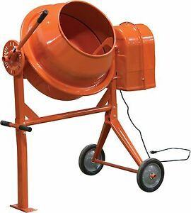 New Cement mixer, like in picture, never used