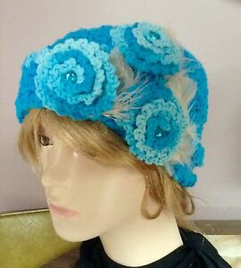 Crocheted Anna Hat