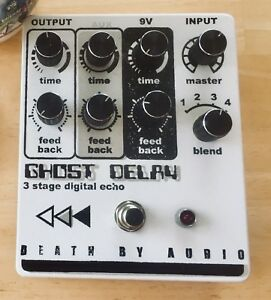 Pedals and stuff!