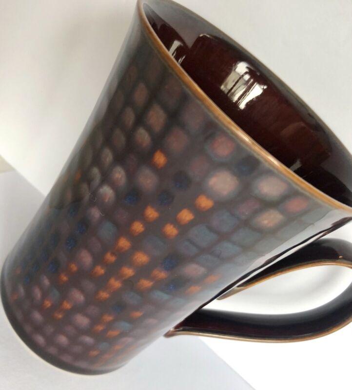 Denby Langley Rare Discontinued Swatch Mug Made in England