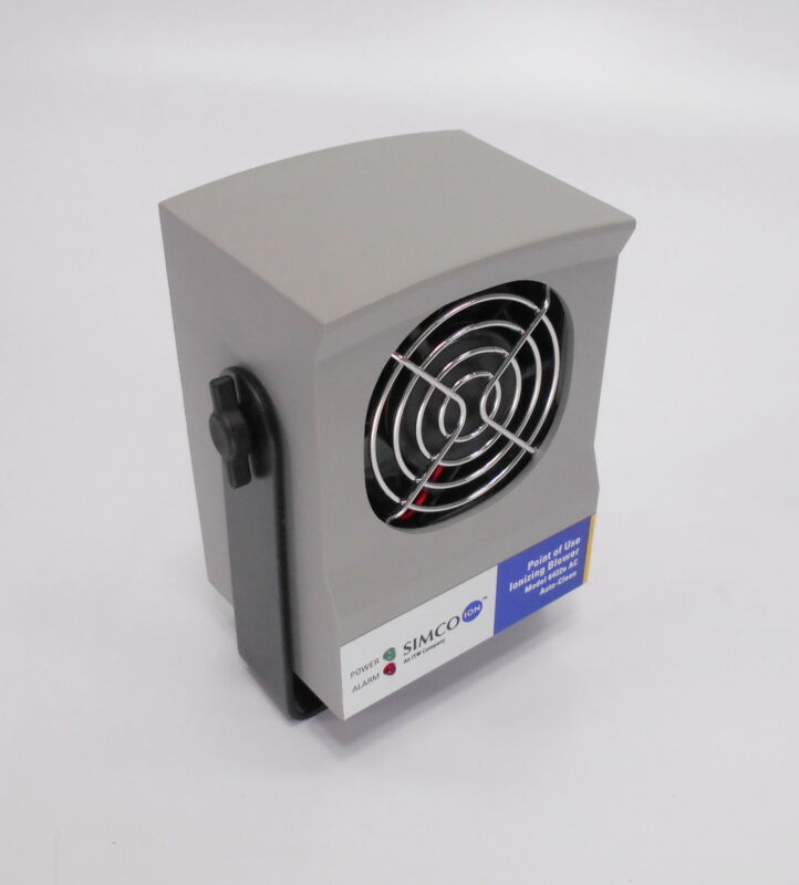SIMCO-ION 6422E-AC BENCHTOP IONIZER WITH BRACKET