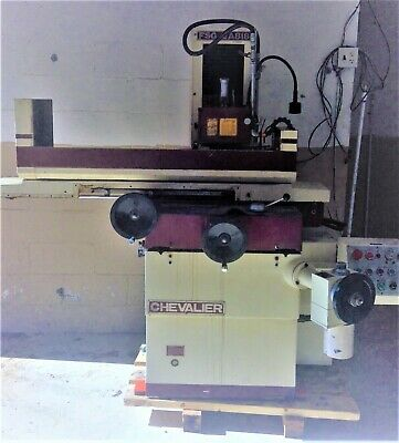 1989 Chevalier Surface Grinder 2a818