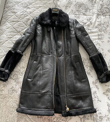 Beautiful Versace leather Jacket