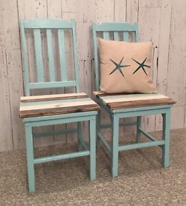 VINTAGE ACCENT CHAIRS