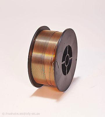 1kg - 1,2mm Schweißdraht - Schutzgas-EDW- Rolle - SG2 - MIG / MAG