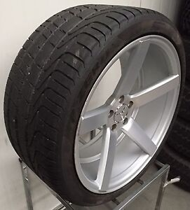 20inch Vossen cv3 wheels and tyres Berwick Casey Area Preview