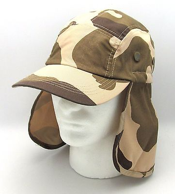 ce8cb905 Outdoor Summer Sport Cap Hat Long Neck Ear Flap Cover Hiking Fishing  Camping New